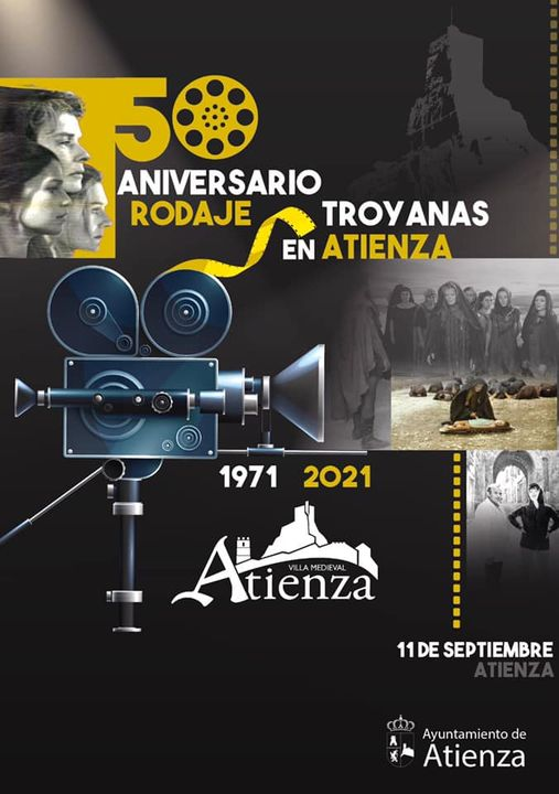 "Read more about the article H Atienza (Ισπανία) γιορτάζει τα 50 χρόνια από το γύρισμα της ταινίας ""Τρωάδες"" του Μιχάλη Κακογιάννη"