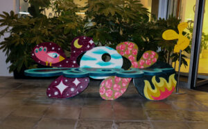 Read more about the article A new YoYo bench in the town of Athens<br>by UNEG at Fresh Hotel
